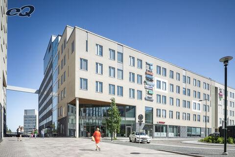 Toimitilat, Espoo   Bertel Jungin aukio 5-7, Alberga Business Park   julkisivukuva1