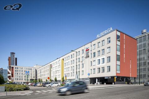 Toimitilat, Espoo   Bertel Jungin aukio 5-7, Alberga Business Park   julkisivukuva2