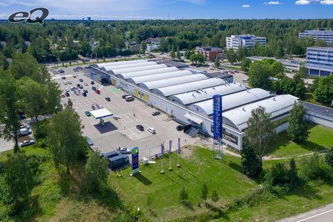 Toimitilat Espoo | Sinikallio, Sinikalliontie 1 | ilmakuva