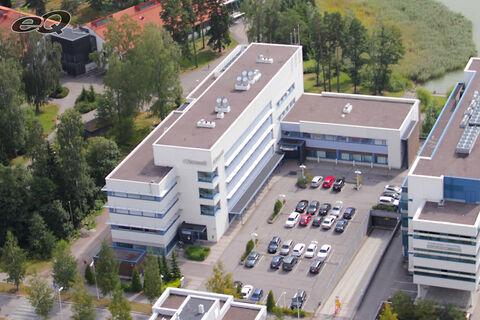 Toimitilat Espoo | Espoon Keilaranta 7 | ilmakuva