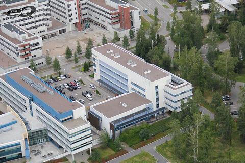 Toimitilat Espoo | Espoon Keilaranta 7 ilmakuva 3