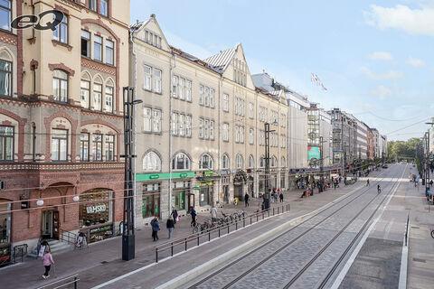 Ulkokuva | Tampereen Hämeenkatu 19 | toimitilat Tampere