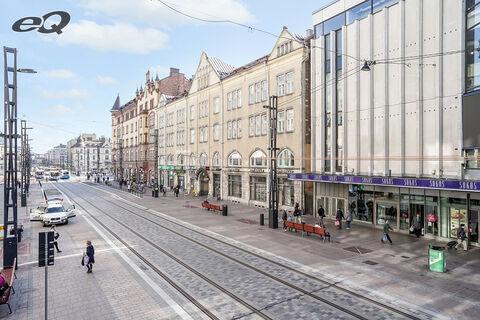 Ulkokuva1 | Tampereen Hämeenkatu 19 | toimitilat Tampere