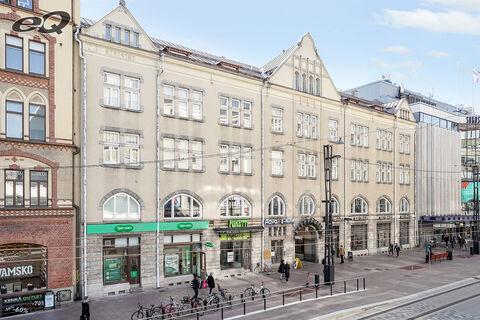 Ulkokuva2 | Tampereen Hämeenkatu 19 | toimitilat Tampere