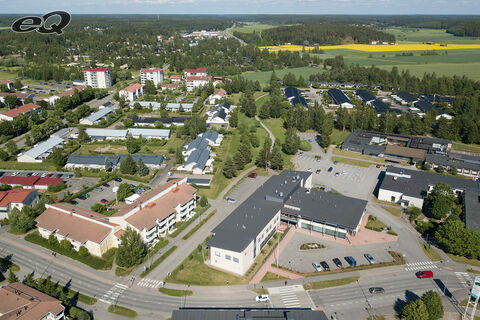 Toimitilat Lieto | Hyvättyläntie 9 | ilmakuva