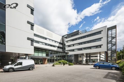 Toimitilat Espoo, Quartetto Business Park Gongi, Linnoitustie 7, ulkokuva2