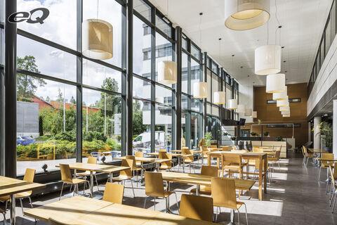 Toimitilat Espoo, Quartetto Business Park Gongi, Linnoitustie 7, sisakuva1