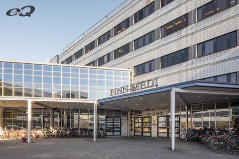 Toimitilat, Tampere | Biokatu 6, F-Medi | ulkokuva1