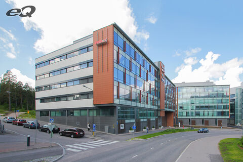 Toimitilat Espoo, Quartetto Business Park Gongi, Linnoitustie 7, ulkokuva1
