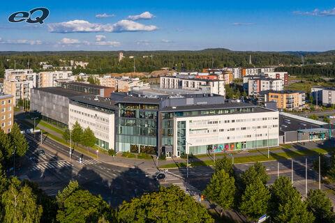 Toimitilat Hameenlinna | Talaskuja 3 | ulkokuva 1
