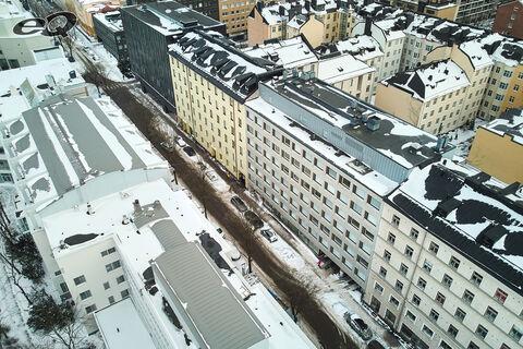 Toimitilat Helsinki   Malminkatu 34   ulkokuva 1