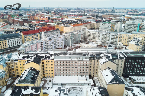 Toimitilat Helsinki   Malminkatu 34   ulkokuva 2