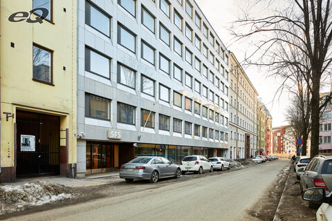 Toimitilat Helsinki   Malminkatu 34   ulkokuva 3