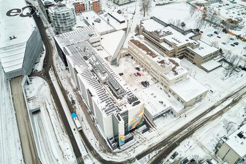 Toimitilat Vantaa   Vantaan Lummetie 2   ulkokuva 1
