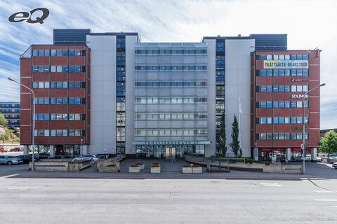 Toimitilat, Helsinki   Teollisuuskatu 21   maakuva1