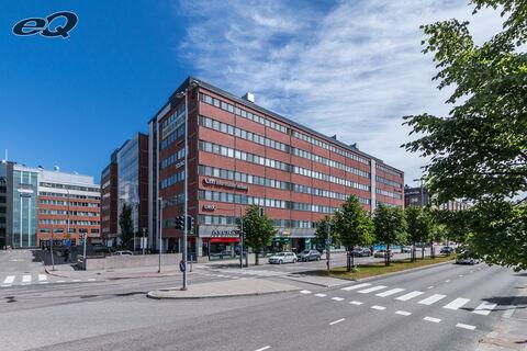 Toimitilat, Helsinki   Teollisuuskatu 21   maakuva2