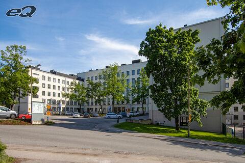 Toimitilat Helsinki   Tenholantie 10   maakuva 1