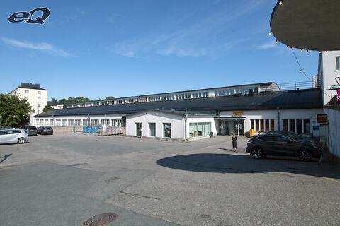 eQ toimitilat Helsinki | Sturenkatu 21 | Julkisivukuva