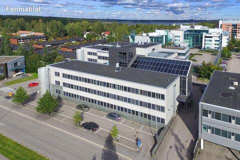 Toimitilat Espoo   Tietäjäntie 2   ulkokuva 1