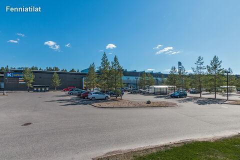 Toimitilat Oulu | Kauppakeskus Kapteeni, Karhuojantie 2 | ulkokuva 4