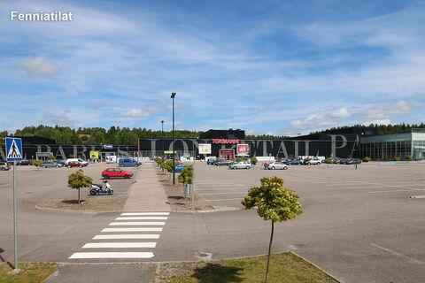 Toimitilat Salo | Salon Retail Park | maakuva 1