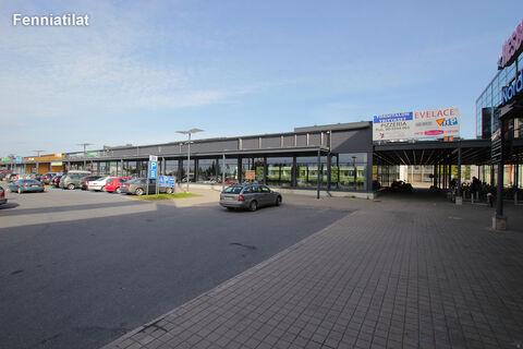 Toimitilat Oulu   Kaakkurin Liikekeskus   Metsokankaantie 3   maakuva 3