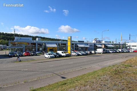 Toimitilat, Tampere | Sellukatu 5 | julkisivukuva1