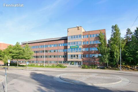 Toimitilat Helsinki | Sentnerikuja 1 | ulkokuva 3