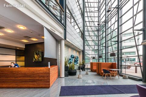 Toimitilat Espo | Quartetto Business Park Basso, Linnoitustie 2a | sisäkuva 1