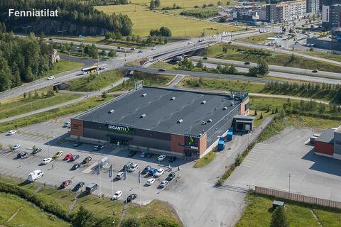 Toimitilat Turku | Turun Biolinja 27 | ulkokuva 1