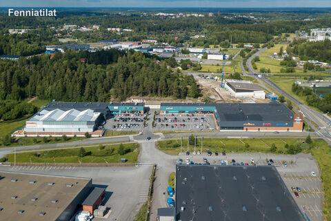 Toimitilat Turku | Turun Biolinja 20 | ulkokuva 1