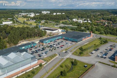 Toimitilat Turku | Turun Biolinja 20 | ulkokuva 2