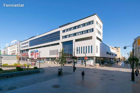 Toimitilat Kuopio | Kuopion Vihtori | Kauppakatu 41 | julkisivukuva 2