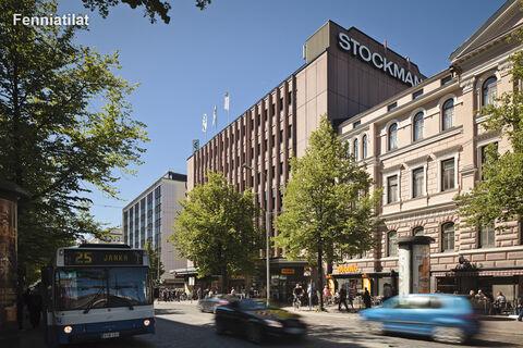 Toimitilat Tampere | Tampereen Hämeenkatu 4 | ulkokuva 3