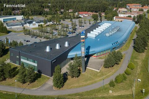 Toimitilat Oulu | Kauppakeskus Kapteeni, Karhuojantie 2 | ulkokuva 5