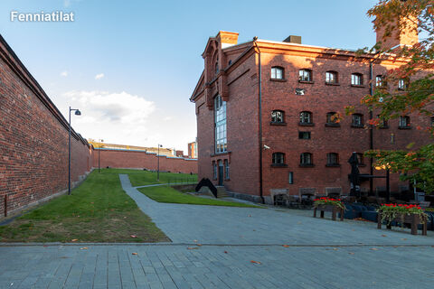 Toimitilat, Helsinki | Merikasarminkatu 1, Hotel Katajanokka | ulkokuva1
