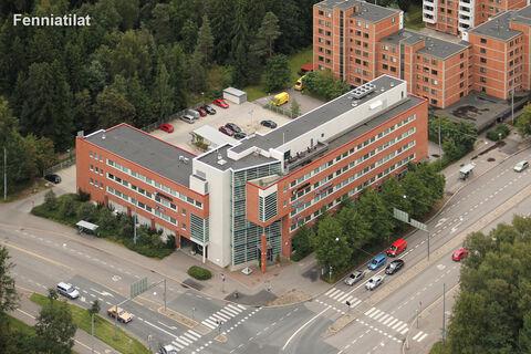Toimitilat Helsinki | Kaupintie 2 | ulkokuva 1