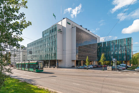 Toimitilat Helsinki | Pasilanportti, Kyllikinportti 2 | ulkokuva 2