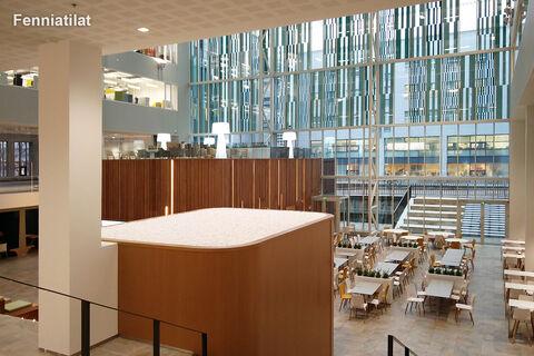 Toimitilat Helsinki   Pasilanportti, Kyllikinportti 2   sisäkuva 1