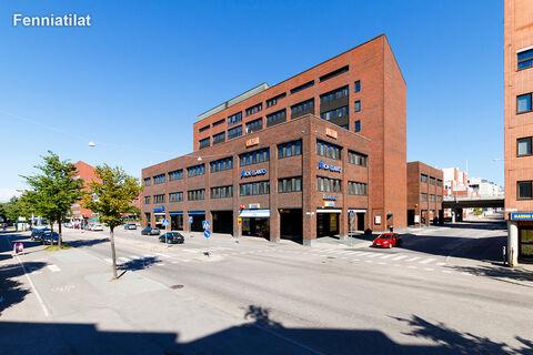 Toimitilat Helsinki | Hopeatie 2 | julkisivukuva 1
