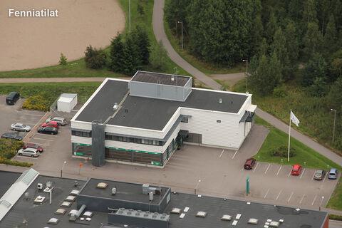 Toimitilat Helsinki   Ruosilantie 11   ilmakuva