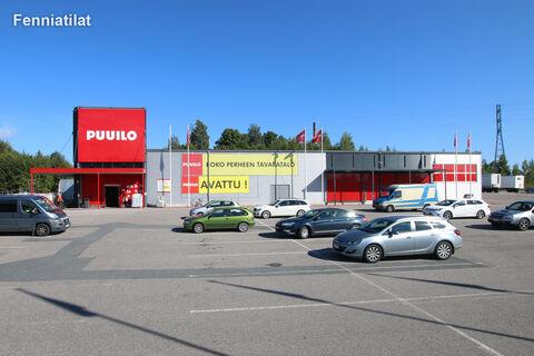 Toimitilat Tampere   Tampereen Sellukatu 8   ulkokuva 1