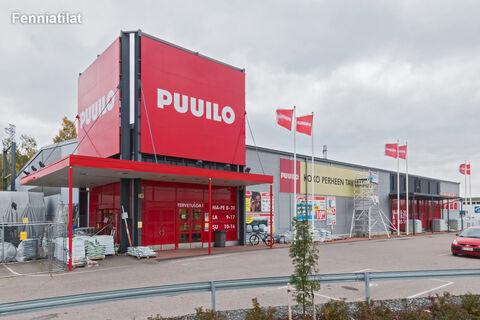 Toimitilat Tampere   Tampereen Sellukatu 8   ulkokuva 2