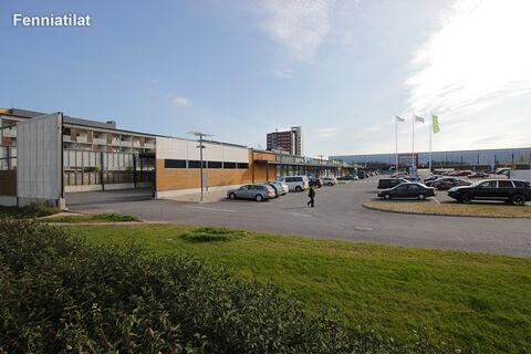 Toimitilat Oulu | Kaakkurin Liikekeskus | Metsokankaantie 3 | maakuva 1