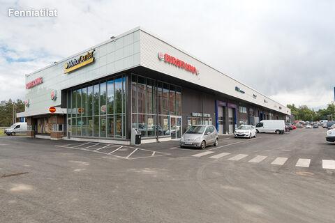 Toimitilat, Helsinki | Isonpellontie 7, Motorcenter Oulunkyla | julkisivukuva3