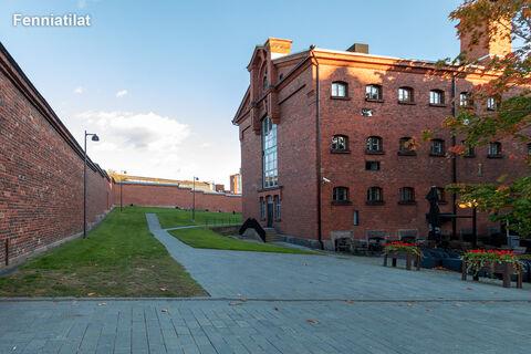 Toimitilat, Helsinki   Merikasarminkatu 1, Hotel Katajanokka   ulkokuva1