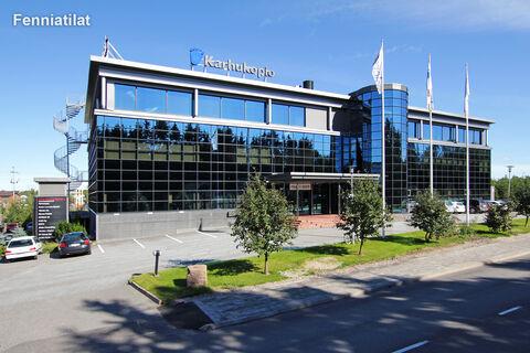 TToimitilat Turku | Lemminkäisenkatu 50, Turku High Tech Centre 2 | ulkokuva2