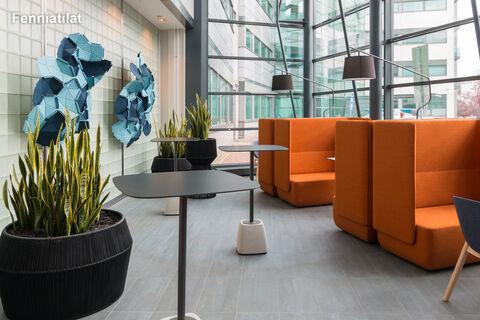Toimitilat, Espoo | Linnoitustie 2a, Quartetto Business Park Basso | aula3
