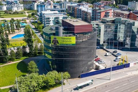 Toimitilat Helsinki | Paciuksenkatu 29 | ulkokuva 1