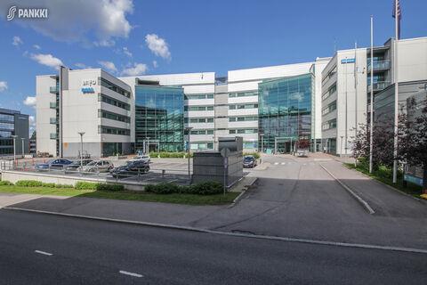 Toimitilat Espo | Quartetto Business Park Basso, Linnoitustie 2a | ulkokuva 2